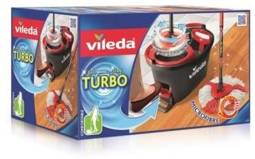 Vileda Easy Wring and Clean Turbo Mop okrągły 151153