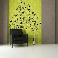 Studio Dekoracji naklejka ścienna Drzewo 20