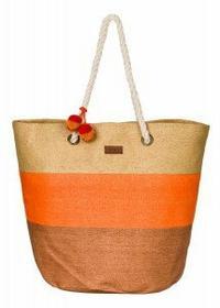 Roxy Torebka sun seeker purse 2015 brązowo-pomarańczowy