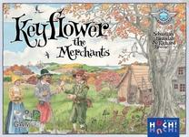 R&D Games Keyflower Merchants ENG