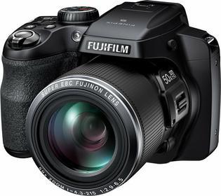 Fuji FinePix S9200 3D czarny