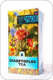 Herbaflos Nr 6 Diabetoflos Tea FIX - 20 szt.
