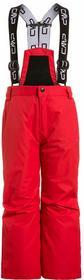 CMP Spodnie narciarskie light red 3W15994 dzieci