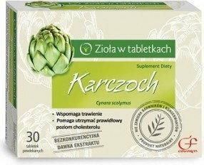 Colfarm Karczoch 60 szt.