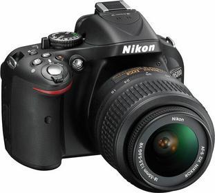 Nikon D5200 + 18-200 VR II