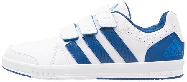 adidas Performance LK TRAINER 7 Obuwie treningowe white/blue/shock blue KCX68