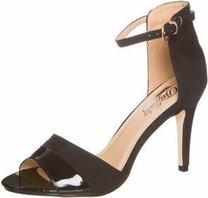 Buffalo sandały czarny 312339