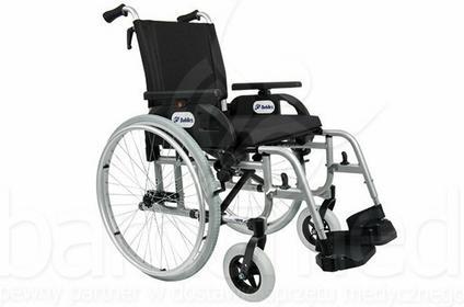 Mobilex Wózek inwalidzki ręczny Delfin