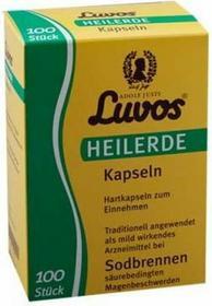 Luvos ziemia lecznicza kapsułki Heilerde-Gesellschaft LUVOS JU 100 szt.