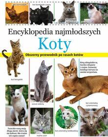 Opracowanie zbiorowe Encyklopedia najmłodszych. Koty