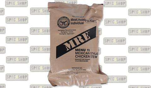 AAA Racja żywnościowa MRE Meal, Ready-to-Eat