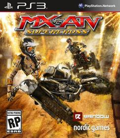 Mx Vs. Atv Supercross PS3