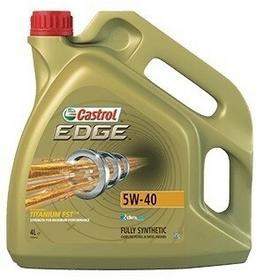 Castrol L EDGE TITANIUM FST 5W40 4L