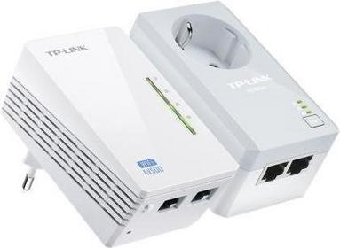 TP-Link Wireless Powerline Extender TL-WPA4226KIT
