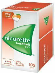 McNeil Nicorette FreshFruit 2mg 105 szt.