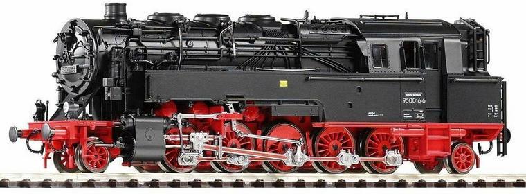 Piko lokomotywy parowa H0 H0 50134 Interfejs Analog DC Rozstaw osi: 174 mm