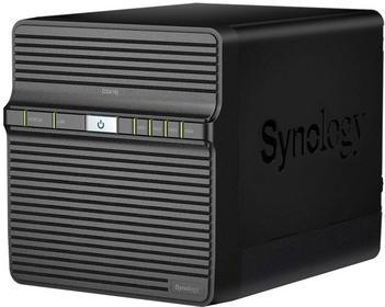 Synology DS416j 4xHDD, 2x1.3GHz, 512MB, 2xUSB, 1xLAN