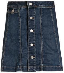 GAP Spódnica jeansowa indigo denim 117267 dziewczęta