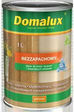 Domalux Lakier Bezzapachowy 1L Połysk bezpo