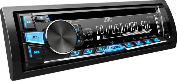 JVC KD-R462