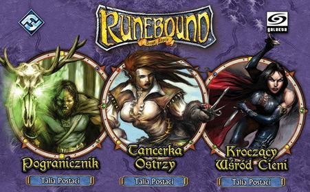 Galakta Runebound - Tancerka Ostrzy