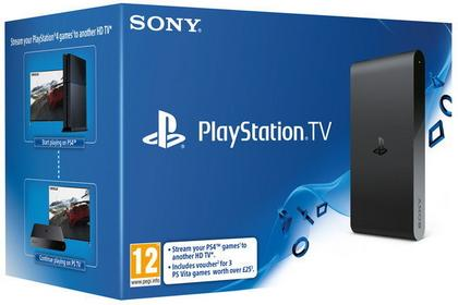 Sony PlayStation TV