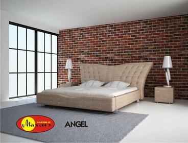 Łóżko Tapicerowane ANGEL 160x200