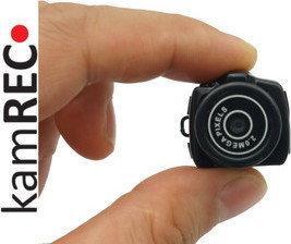 Kamrec Mini Kamera - ULTRA LEKKA do 24 h nagrania ST-HS20