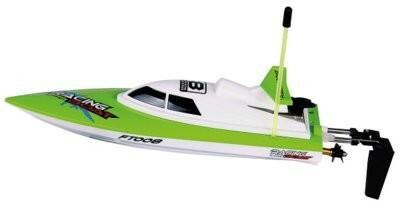 Buddy Toys łodzie RC zielona BT-BRB2800