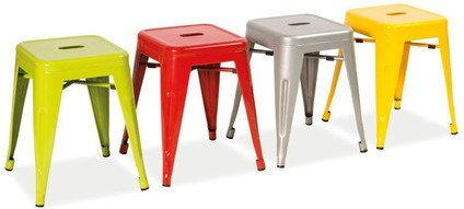 Signal Krzesło SPOT aluminium
