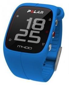 Polar M400 HR Niebieski