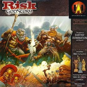 Avalon Hill Risk Godstorm (Ryzyko)