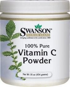 SWANSON Witamina C - 100%