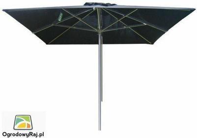 Miloo , Parasol ogrodowy IBIZA 300X300 ALU/CZARNY