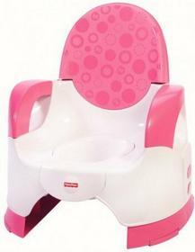 Fisher Price Mattel - Komfortowy nocniczek różowy CGY50