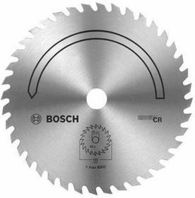 Bosch Tarcza CR E-typ - Stal chromowa 190x2x30, Z100 2609256832