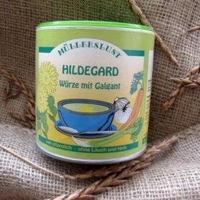 Św. Hildegarda Oryginalna Hildegardowa przyprawa z galgantem 400g 66C1-69221