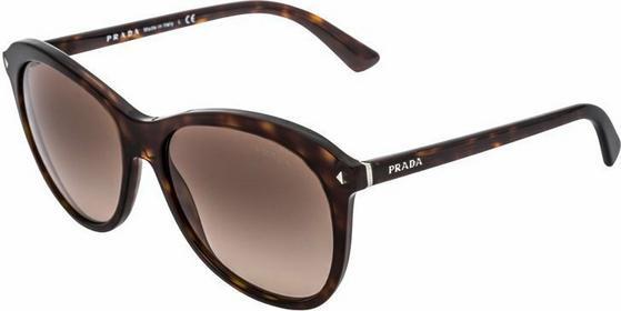 Prada Okulary przeciwsłoneczne dunkelbrązowy 0PR 13RS