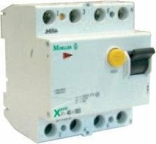Moeller Eaton Wyłącznik różnicowoprądowy PFIM-100/4/003 100A 30mA AC 4pol Eaton