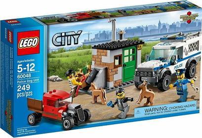 LEGO City - Kryjówka Złodziei 60048