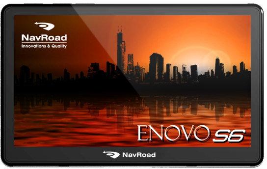 Navroad ENOVO S6 NavroadMap TRUCK Europa