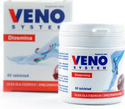 Polfa VenoSystem Diosmina 50 szt.