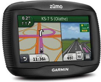 Garmin Zumo 390 Europa