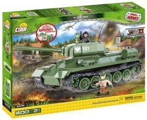 Cobi Small Army - T34/85 COBI-2476