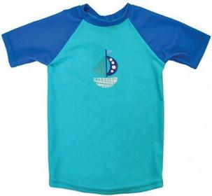 Splash About Koszulka UV niebieska żaglówka