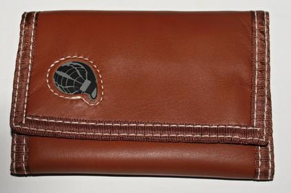 Grenade portfel męski wallet brown