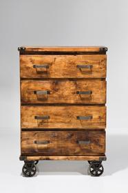 Kare Design Kredens Off-Road 4 szuflady