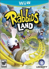 Rabbids Land Wii