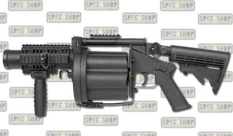 ASG ICS - Granatnik Multiple Grenade Launcher MK 1S - 17339