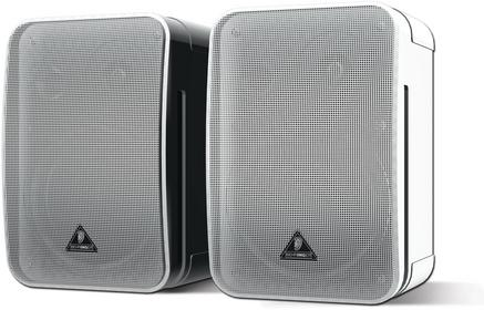 Behringer monitor estradowy SPEAKERS 1C-WH - para monitorów studyjnych pasywnewnych